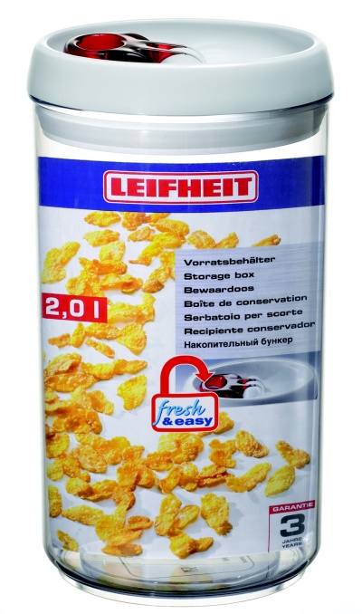 LEIFHEIT Dóza na potraviny FRESH & EASY 2,0 l LEIFHEIT 31204