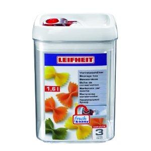 LEIFHEIT Dóza na potraviny FRESH & EASY hranatá 1,6 l LEIFHEIT 31211