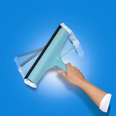 LEIFHEIT Ruční mop na okna 3v1 PLUS - CLICK System LEIFHEIT 51320