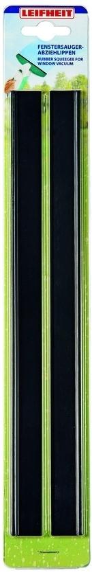 LEIFHEIT Sada 2 ks náhradních stěrek pro vysavač oken WINDOW CLEANER LEIFHEIT 51160