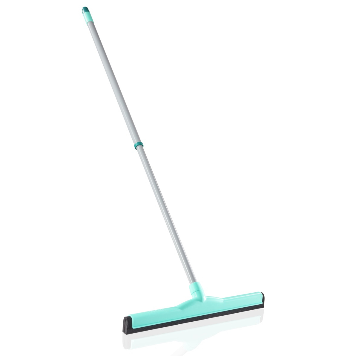 LEIFHEIT Pěnová stěrka na podlahu Classic 45 cm s teleskopickou tyčí LEIFHEIT 56421