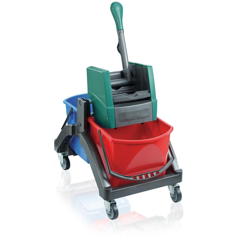 LEIFHEIT Professional Úklidový vozík Duo 2x 17 l LEIFHEIT 59101