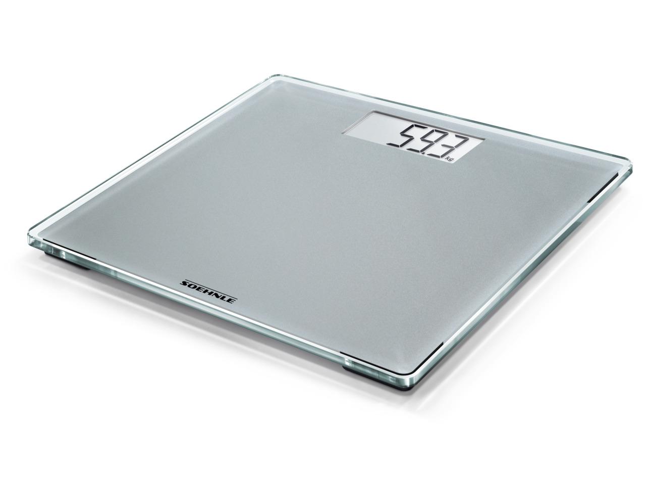 Soehnle Style Sense Compact 300 osobní váha - digitální, šedá SOEHNLE 63852