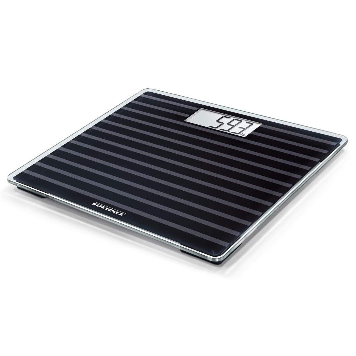 Soehnle Style Sense Compact 200 Black Edition osobní váha - digitální SOEHNLE 63874