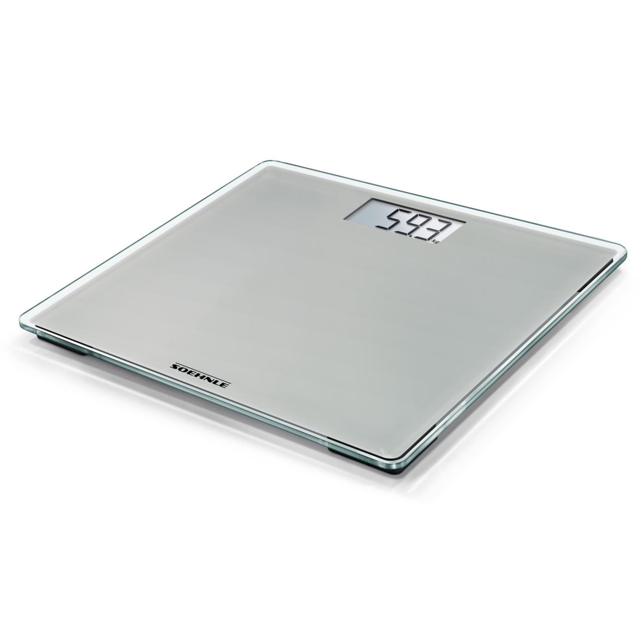 Soehnle Style Sense Compact 200 Stone Grey osobní váha - digitální SOEHNLE 63878