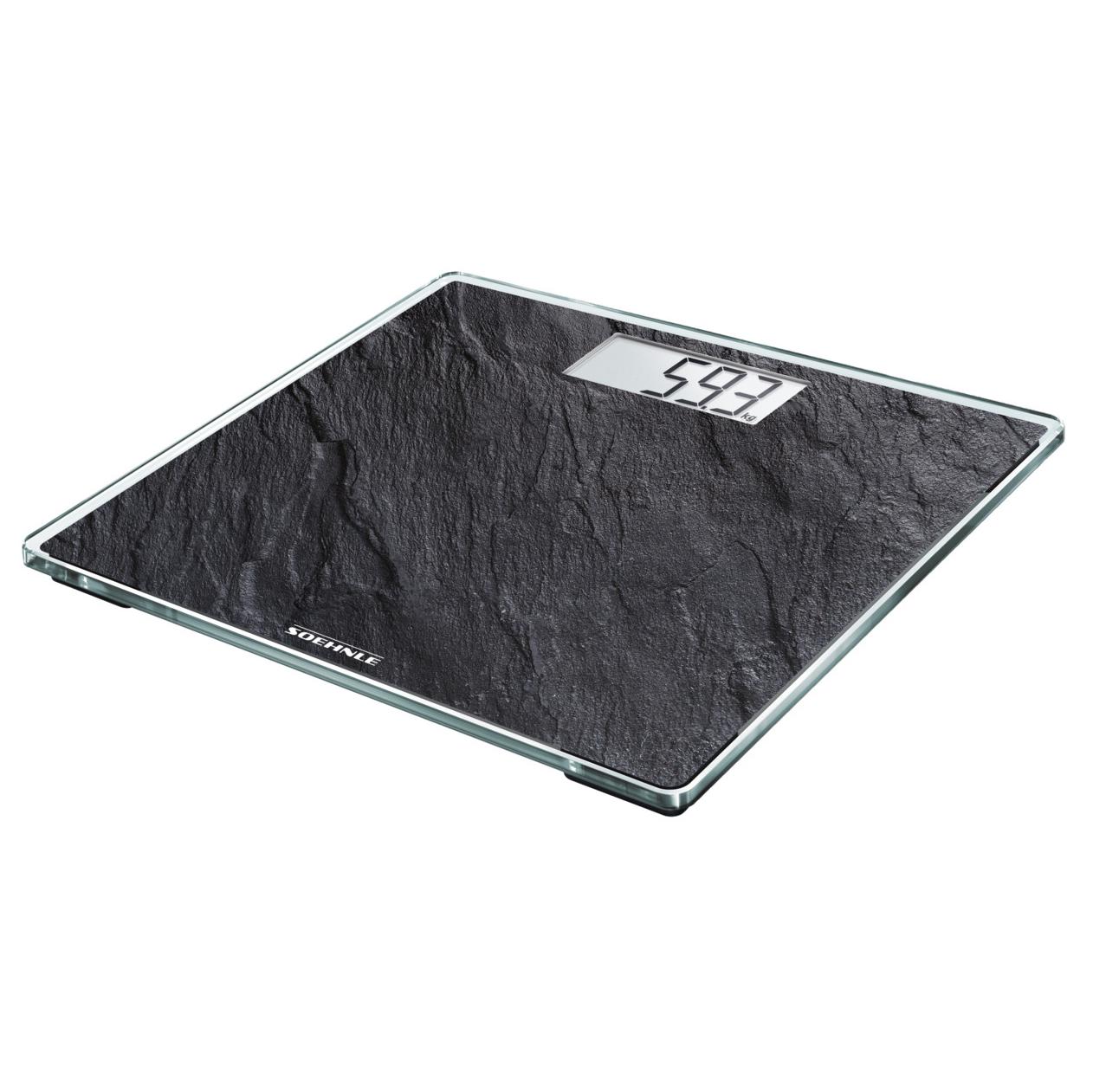 Soehnle Style Sense Compact 300 Slate osobní váha - digitální SOEHNLE 63881