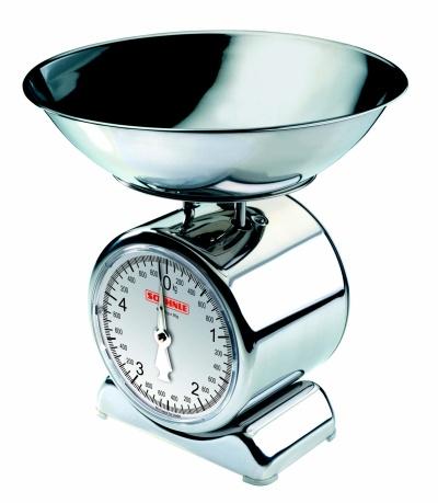 Soehnle Kuchyňská váha SILVIA – analogová SOEHNLE 65003