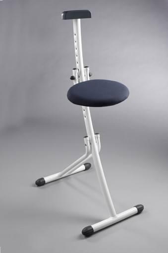 LEIFHEIT Víceúčelová sedačka NIVEAU - bílá LEIFHEIT 71310