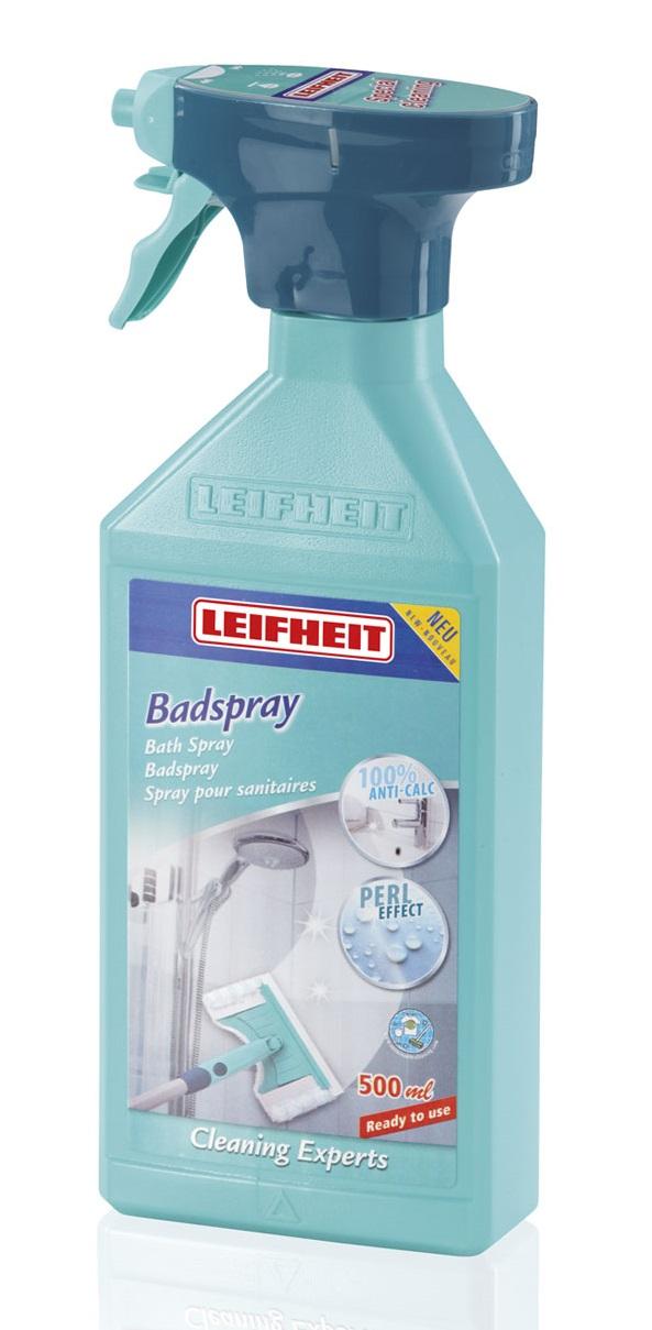 LEIFHEIT Čistící prostředek na umývání koupelen 0,5 l LEIFHEIT 41412