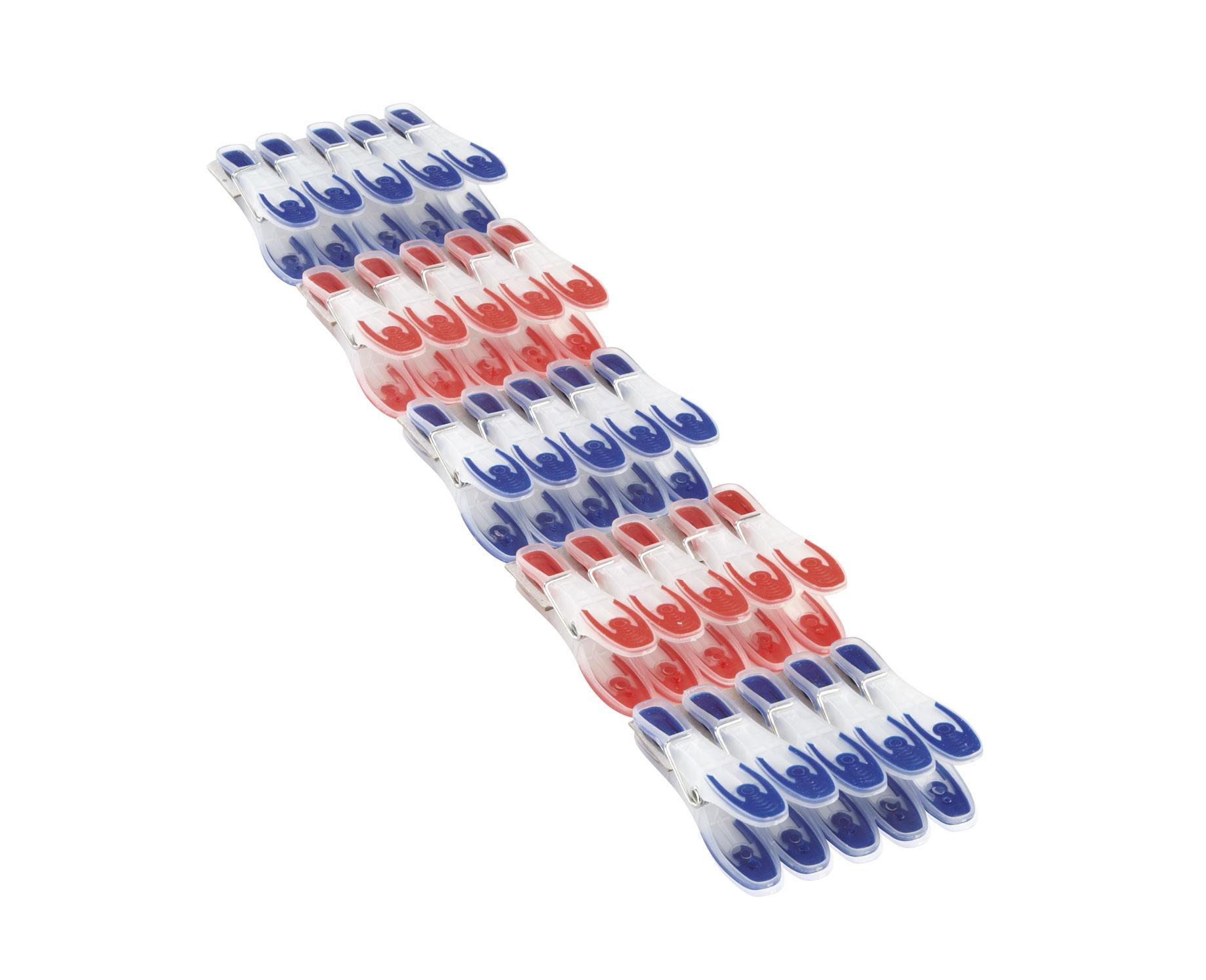 LEIFHEIT Kolíčky na prádlo – extra soft, 25 ks LEIFHEIT 85660
