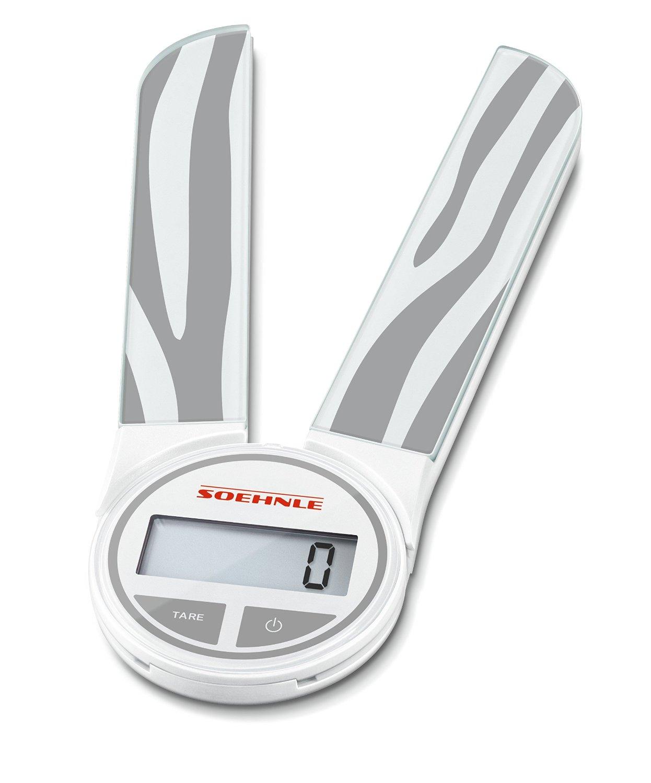Soehnle Kuchyňská váha GENIO grey - digitální SOEHNLE 66227