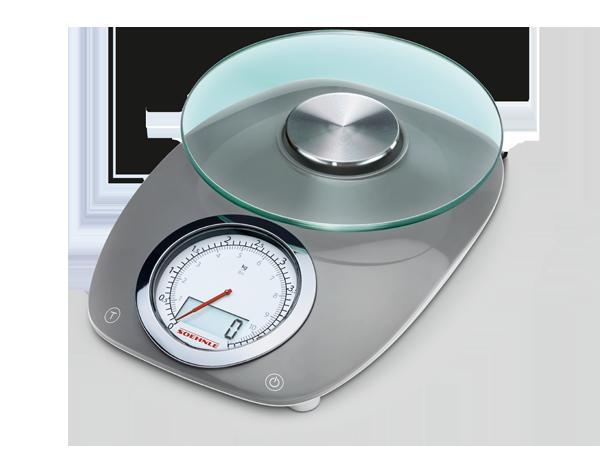 Soehnle Kuchyňská váha VINTAGE Style Grey - digitální / analogová SOEHNLE 66231