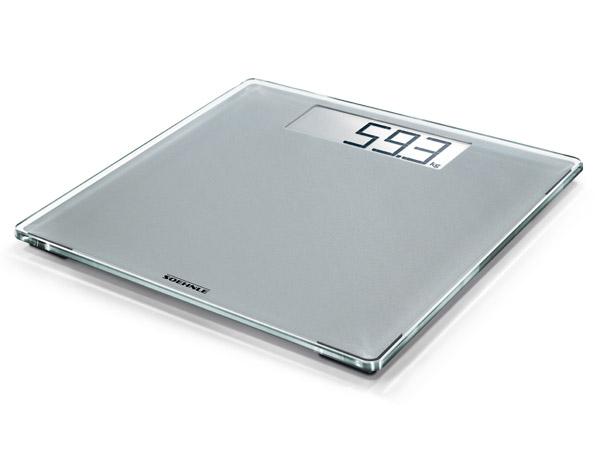 Soehnle Style Sense Comfort 400 silver osobní váha - digitální SOEHNLE 63855