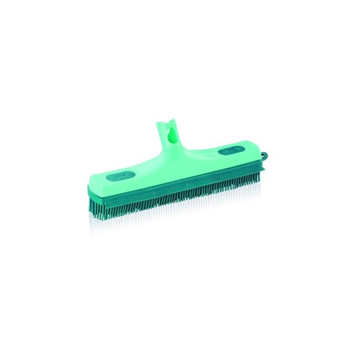 LEIFHEIT Smeták SUPRA BROOM s gumovými štetinami - CLICK nástavec LEIFHEIT 56671
