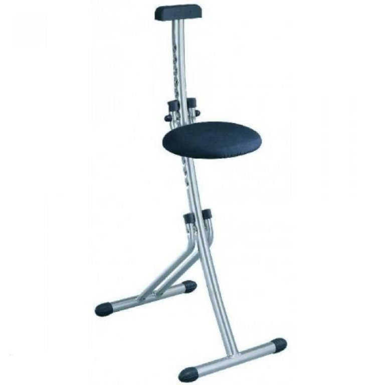 LEIFHEIT Víceúčelová sedačka NIVEAU - stříbrná LEIFHEIT 71325